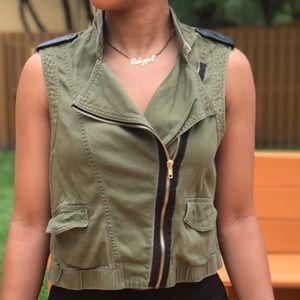 Princess Vera Wang Utility Vest